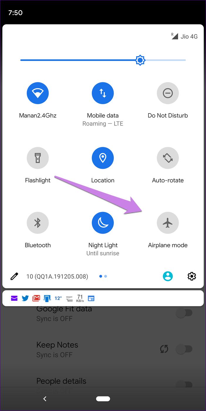 Adicionar conta do Google sem sincronizar o Android 5