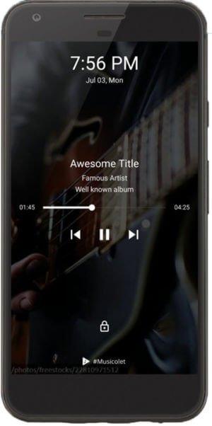 Musicolet - Melhores aplicativos de reprodutor de música para Android