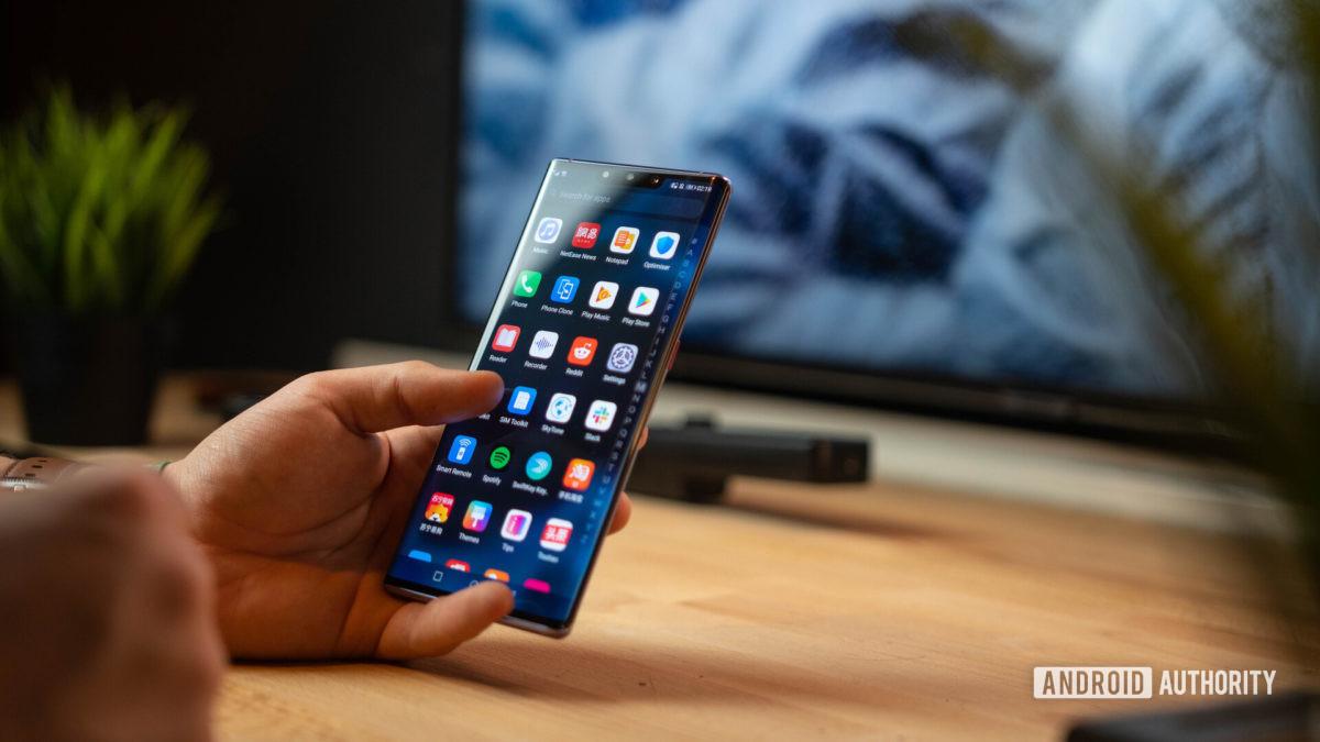 Gaveta para Huawei Mate 30 Pro App