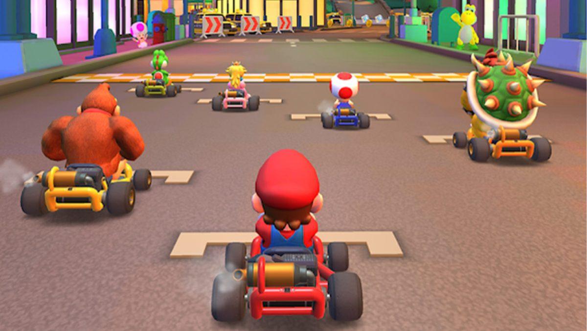 Mario Kart Tour multiplayer - imagem em destaque