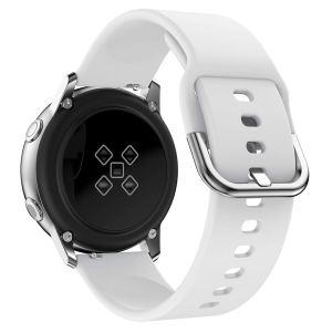 Acessórios indispensáveis para o Samsung Galaxy Watch Active2 - Pulseira esportiva de silicone Minggo Voltar