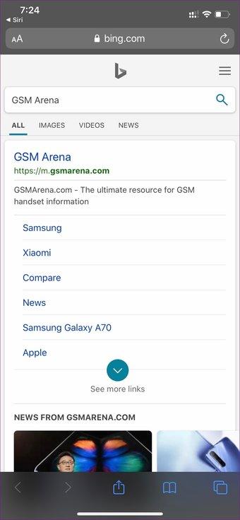 """Pesquisar Siri Bing 3 """"width ="""" 828 """"height ="""" 1792 """"tamanhos de dados ="""" tamanhos automáticos """"="""" (largura mínima: 976px) 700px, (largura mínima: 448px) 75vw, 90vw """"srcset ="""" https: //cdn.guidingtech.com/imager/media/assets/2020/01/251257/Search-Siri-Bing-3_4d470f76dc99e18ad75087b1b8410ea9.jpg?1578495877 828w, https://cdn.guidingtech.com/imager/media/assets/2020 /01/251257/Search-Siri-Bing-3_935adec67b324b146ff212ec4c69054f.jpg?1578495878 700w, https://cdn.guidingtech.com/imager/media/assets/2020/01/251257/Search-Siri-Bing-3_40ddfeab9701600d0a38 1578495878 500w, https://i1.wp.com/www.aplicativosandroid.com/wp-content/uploads/2020/01/1578898781_767_Os-7-melhores-atalhos-da-Siri-para-Safari-no-iOS.jpg?ssl=1 340w"""