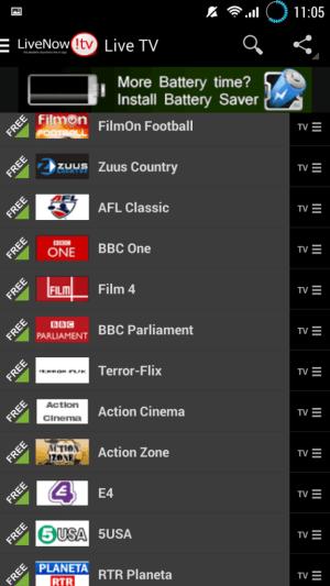 Como assistir TV ao vivo no Android