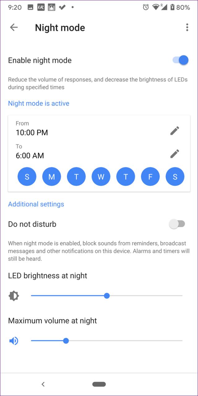 Mini-volume inicial do Google em mudança 11