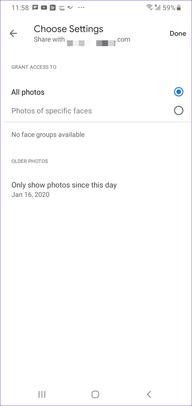 What is partner account shared libraries in google photos 34