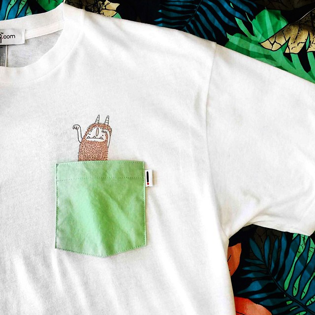 Pocket Tees Exciting NEW Design Option For Pocket T