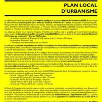 Conseil municipal du 11 mai 2017