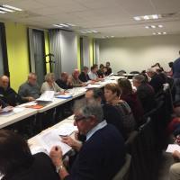Réunion du conseil communautaire de Médoc Atlantique jeudi 21 décembre à 18h30 au pôle de l'Aiguillonne à Lacanau ville.