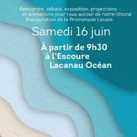 7éme Forum de l'Érosion à Lacanau océan