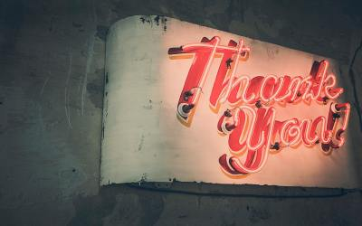 How You Should Thank and Recognize Your Donors