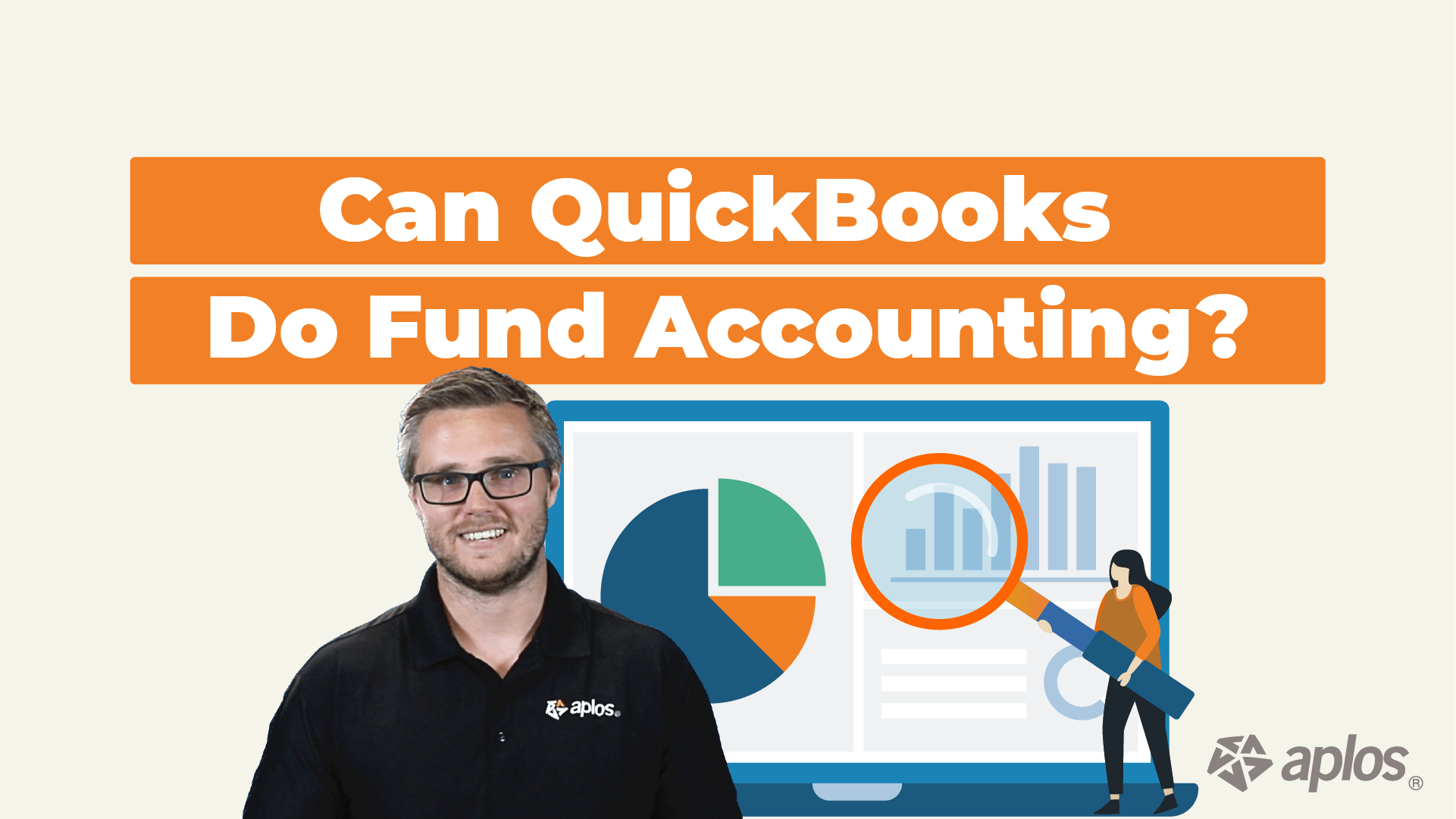 QuickBooks and Fund Accounting