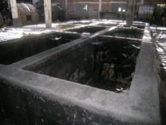 Στέρνες ξεπλύματος δερμάτων