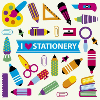 Stationery & Color Series