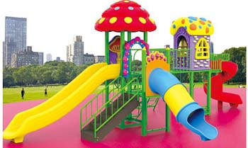 Outdoor Play Series