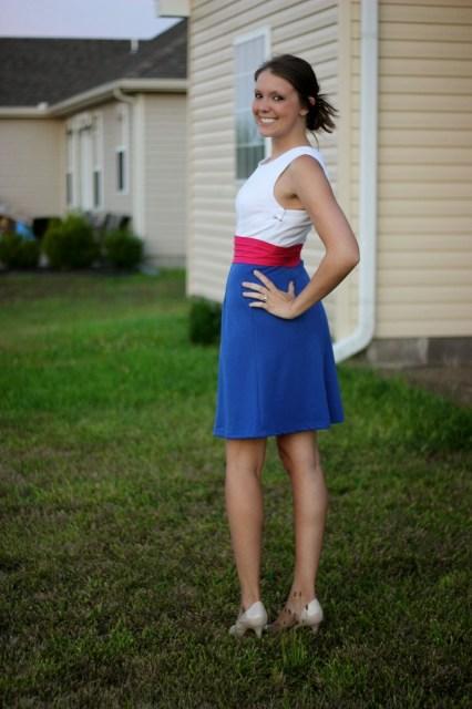 Ponte Dress From Stitch Fix