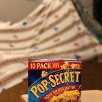 Popcorn, Pillow Forts, & Time Together