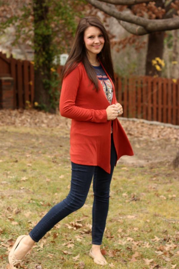 41Hawthorn Abrianna Long sleeve Knit Cardigan