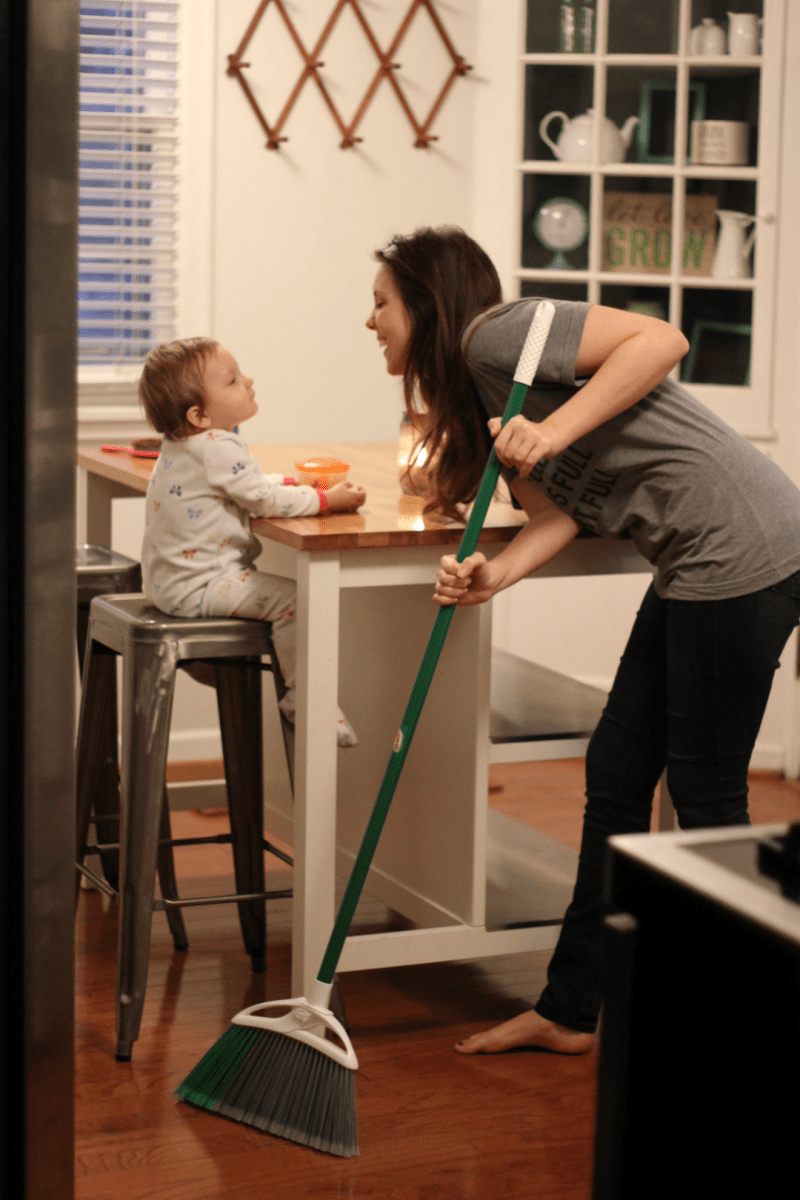 Sweeping Away Everyday Messes With The Libman Company!
