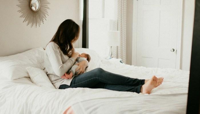Finn's Newborn Pictures