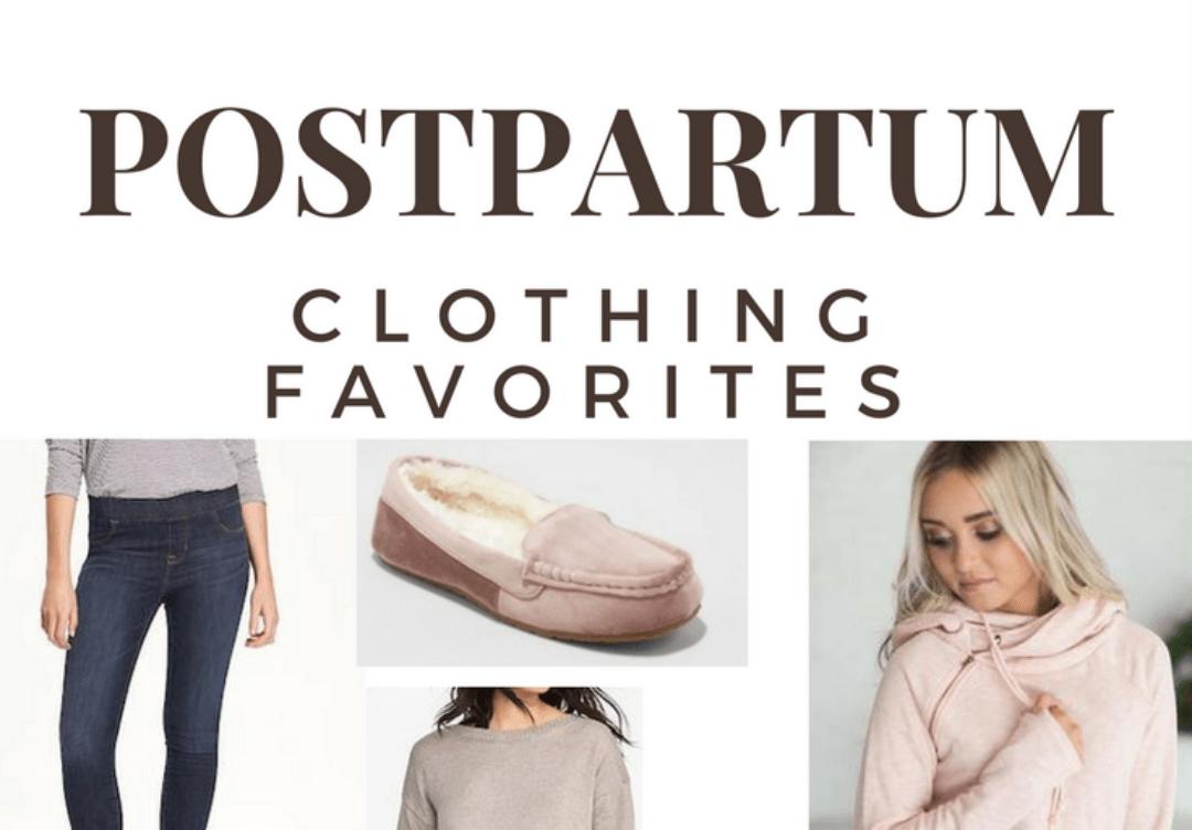 81a1e77481e Postpartum Clothing Favorites - A + Life