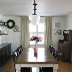 Shiplap Dining Room Reveal
