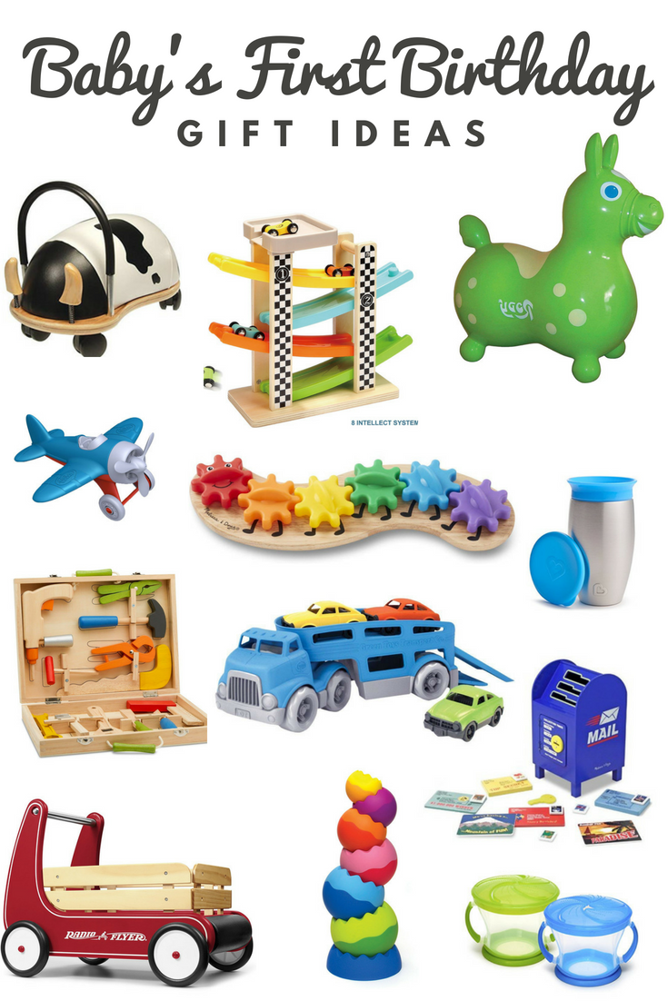 Baby's First Birthday Gift Ideas! - A + Life