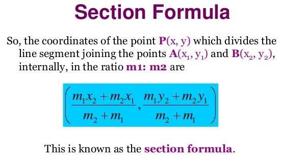 RS Aggarwal Solutions Class 10 Chapter 16 Co-ordinate Geometry ex 16b