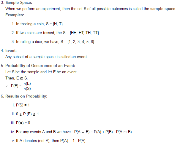 RS Aggarwal Solutions Class 10 Chapter 15 Probability ex 15