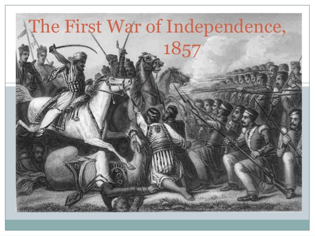 ICSE Solutions for Class 10 History and Civics - First War of ...