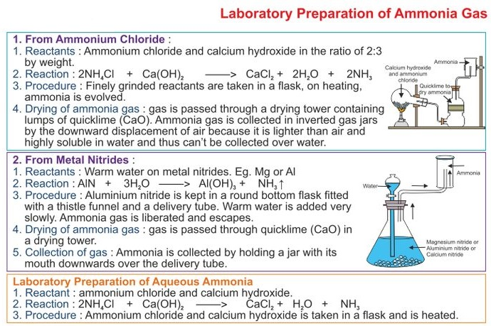 ICSE Solutions for Class 10 Chemistry - Study of Compounds