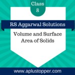 Volume and Surface Area of Solids RS Aggarwal Class 8 Solutions Ex 20C