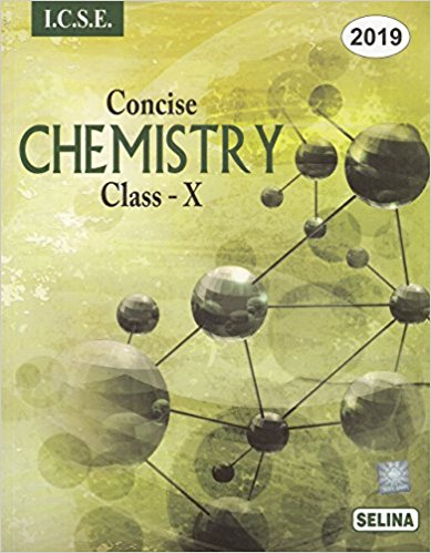 Concise Chemistry Class 10 ICSE Solutions