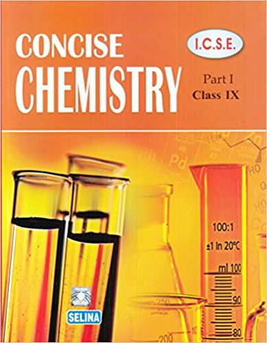 Concise Chemistry Class 9 ICSE Solutions