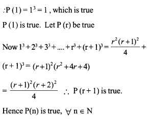 HSSLive Plus One Maths Chapter Wise Questions and Answers Chapter 4 Principle of Mathematical Induction 17