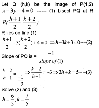 Plus One Maths Chapter Wise Previous Questions Chapter 10 Straight Lines 34
