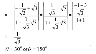 Plus One Maths Chapter Wise Previous Questions Chapter 10 Straight Lines 8