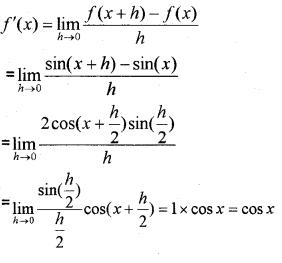 Plus One Maths Chapter Wise Previous Questions Chapter 13 Limits and Derivatives 15