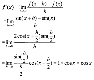 Plus One Maths Chapter Wise Previous Questions Chapter 13 Limits and Derivatives 17