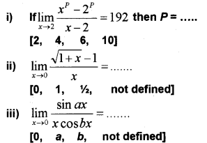 Plus One Maths Chapter Wise Previous Questions Chapter 13 Limits and Derivatives 2