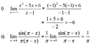 Plus One Maths Chapter Wise Previous Questions Chapter 13 Limits and Derivatives 24
