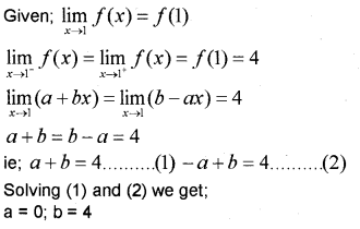 Plus One Maths Chapter Wise Previous Questions Chapter 13 Limits and Derivatives 28