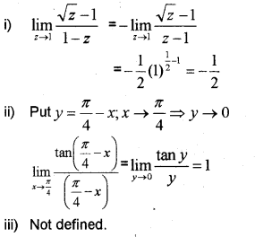 Plus One Maths Chapter Wise Previous Questions Chapter 13 Limits and Derivatives 5