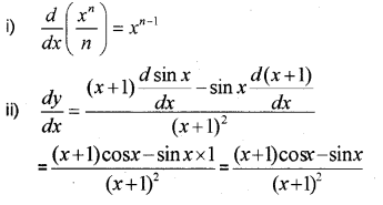 Plus One Maths Chapter Wise Previous Questions Chapter 13 Limits and Derivatives 52