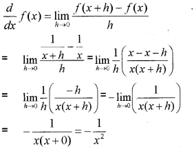 Plus One Maths Chapter Wise Previous Questions Chapter 13 Limits and Derivatives 6