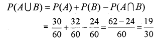 Plus One Maths Chapter Wise Previous Questions Chapter 16 Probability 21.