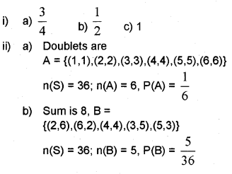 Plus One Maths Chapter Wise Previous Questions Chapter 16 Probability 26