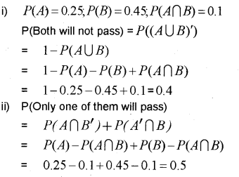 Plus One Maths Chapter Wise Previous Questions Chapter 16 Probability 3
