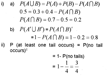 Plus One Maths Chapter Wise Previous Questions Chapter 16 Probability 6