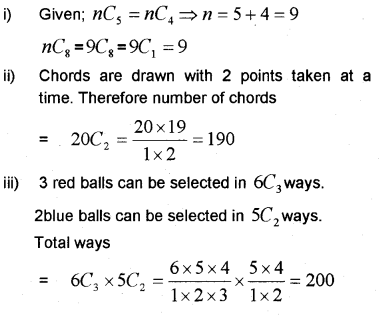 Plus One Maths Chapter Wise Previous Questions Chapter 7 Permutation and Combinations 12