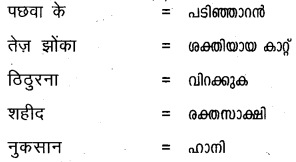 Plus One Hindi Textbook Answers Unit 3 Chapter 12 दुःख 24